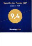 Fabelhaft bei Booking.com